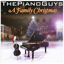 A Family Christmas by The Piano Guys (CD, Oct-2013, Portrait) NEW