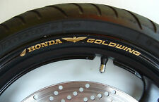 Goldwing Rueda Llanta Stickers-Gl1000 Gl1100 Gl1500 se