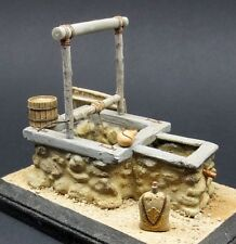 Reality In Scale 35208 North African well 1:35 scale resin diorama model kit