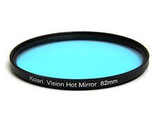 Kolari Vision 82mm Kolari Vision Color Correcting Hot Mirror Filter (UV/IR cut)