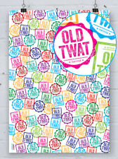 Happy Birthday Wrapping Paper Gift Wrap RUDE Funny Cheeky Present Adult Humour