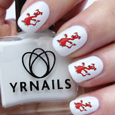 Welsh Dragon V3 - Nail Decals by YRNails - WS006