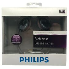 Philips Rich Bass Neckband Headphones SHS5200  - Brand New/Sealed