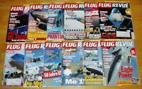 Flug Revue 1997 komplett 1-12 Flugzeuge Zeitschrift Sammlung Jahrgang air plane
