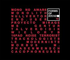 Forms of Hands 16 CD 2016 MONO no aware Monolith Proyecto Mirage
