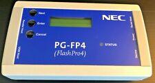 NEC PG-FP4 FLASH PROGRAMMER