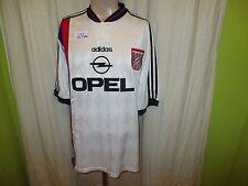 "FC Bayern München Original Adidas UEFA-CUP Sieger Trikot 1996 ""OPEL"" Gr.XXL"