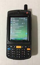 Motorola Symbol MC7596-PZCSKRWA9WR PDA 1D 2D Barcode Scanner WM 6.1 (2Y2)