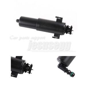 New Headlight Sprayer Washer Wiper Nozzle Pump Lor R For BMW E90 E91 E91 E92 E93