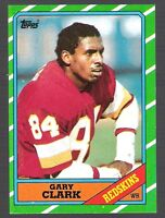 21~~GARY CLARK FOOTBALL CARDS~~INCLUDES HIS N.F.L. ~ROOKIE~ CARD!!