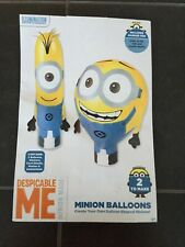 DISPICABLE ME MINIONS BALLOONS NEW