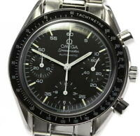 OMEGA Speedmaster 3510.50 Chronograph black Dial Automatic Men's Watch_535746