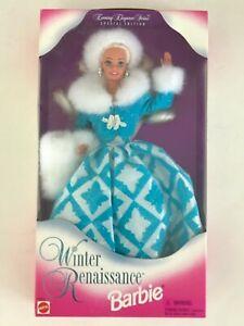 BARBIE WINTER RENAISSANCE DOLL 1996 Evening Elegance Series