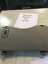 FUSE BOX COVER fermi RENAULT MASTER Vauxhall Movano Nissan Interstar CAMPER