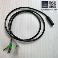 ebike motor DC power cable/ 9pins cable with hall sensor 1.2m for electric bike