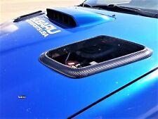 RPG WRC Rally S12B FRP Bonnet Hood Vent Set for 06 07 Subaru Impreza WRX STi GDF