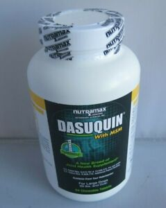 Nutramax Dasuquin with MSM Chewables Large Dog 84 Count expires 2024