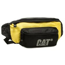 New CATERPILLAR 80001 CAT BAG FANNY WAIST PACK  Yellow/ BLACK
