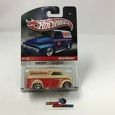Dairy Delivery Firestone * Hot Wheels Delivery Slick Rides * WF4