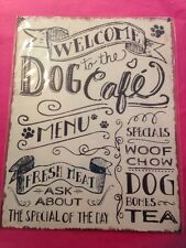 Dogs & Puppies Metal Decorative Hanging Signs