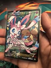 Pokemon - Sylveon-EX - RC32/RC32 - Generations - Ultra Rare Full Art - (Card #1)