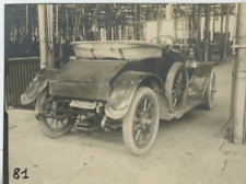 Voiture d'époque, cca. 1915 Vintage silver print. Tirage argentique  9x