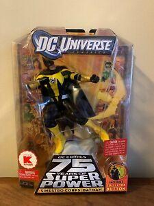 *NEW* DC Universe Classics 75 Yrs  SINESTRO CORPS BATMAN Wave 15 Figure 7 KMART
