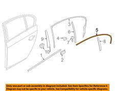 BMW OEM 11-16 535i xDrive Exterior-Rear-Finish Molding Left 51357182299