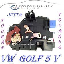 Serratura Chiusura posteriore sinistra Volkswagen Golf V 5 Jetta Touran Touareg