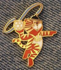 Handball Olympic Pin ~1988 Seoul ~ Mascot ~ Hodori the Tiger~ by HoHo NYC