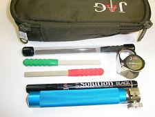 Jag Gancio affilatura Kit pesca della carpa tackle