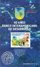 Chile 1999 Brochure 40 años Banco Interamericano de Desarrollo