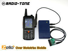 Radio Over Zello Controller + RT3 Android Smart Phone for Mototrbo as RT-RoIP2