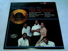 The Platters Encore Of Golden Hits LP