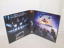 Custom Made Superman II Christopher Reeve Trading Card Album Binder