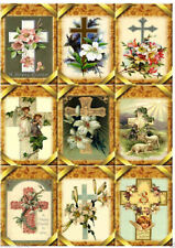 PK 4 SUMMERS DAY EMBELLISHMENT TOPPERS FOR CARDS