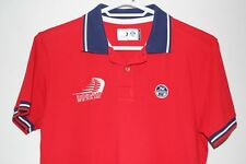Sailing Americas Cup New Zealand Emirates Team Polo Shirt Mens Large North Sails