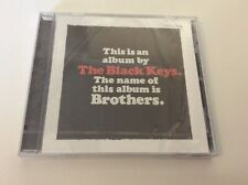 THE BLACK KEYS. BROTHERS CD ALBUM NEW AND SEALED .  H1
