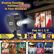 LED Fenster Laser licht Projektor Lichteffekt  Weihnacht Außen Beleuchtung Lampe