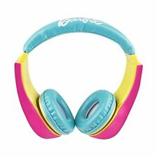 My Little Pony Kid Safe Over The Ear Cushioned Headphone w/Volume Limiter