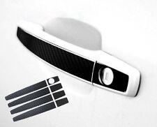 Chevy Captiva Cruze / vauxhall insignia Carbon fiber Door Handle Bar sticker