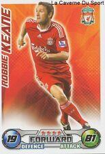 ROBBIE KEANE # IRELAND LIVERPOOL.FC LA GALAXY CARD PREMIER LEAGUE 2009 TOPPS