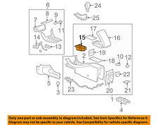 Chevrolet GM OEM 08-12 Malibu Center Console-Front Cupholder 25965478