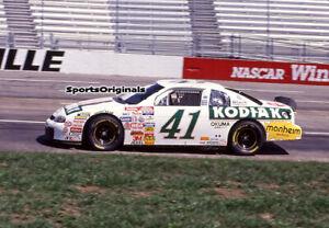 STEVE GRISSOM - NASCAR- MARTINSVILLE- c1996  - Original 35mm Color Slide