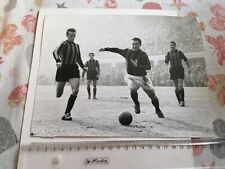 MILAN AC - ATALANTA BC 2:1, 31. JANUARY 1960, ERNESTO GRILLO IN ACTION, PHOTO