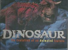 Dinosaur: The Evolution of an Animated Feature by Jeff Kurtti (Paperback, 2000)