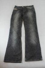 JEANS donna pantaloni effetto vissuto Hüfthose Bootcut Jeans Pantaloni 34 36 38 40 42