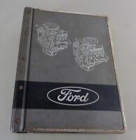 Parts Catalog Ford Essex Motor V6 3,0l IN Capri/Transit Etc. By 1973/1974
