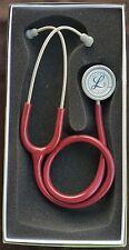 Littmann Classic II S.E Stethoscope, Burgundy Color