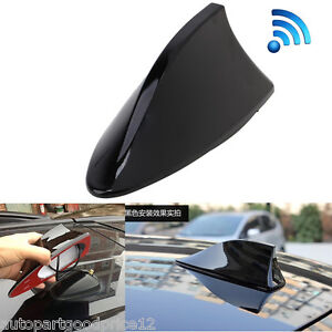 Car SUV Roof Special Radio AM/FM Shark Fin Style Antenna Aerial Signal Universal